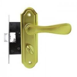 Ручка дверная FZB BK-7758