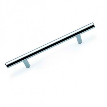 """Мебельная ручка рейлинговая """"Трубка толстая"""""""