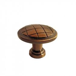 Мебельная ручка кнопка 1520