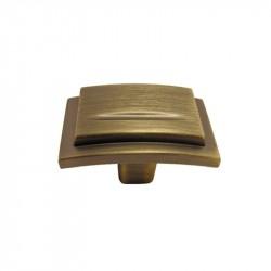 Мебельная ручка кнопка 1519