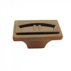 Мебельная ручка кнопка 1521