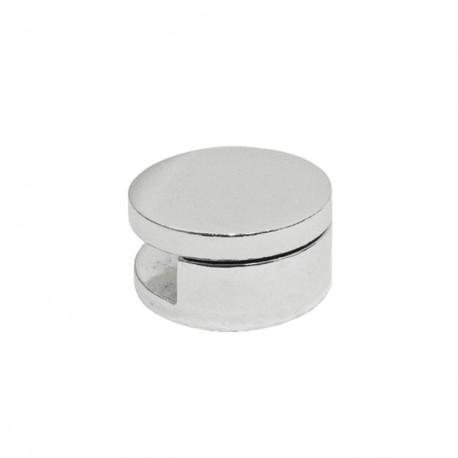 Зеркалодержатель круглый с боковой прорезью