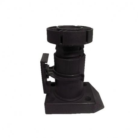 Ножка кухонная B095*150 мм пластиковая регулируемая
