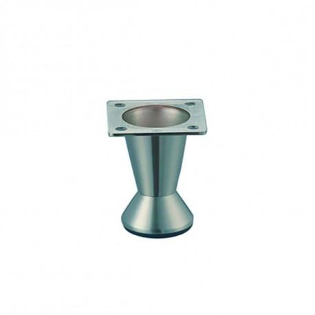 Ножка мебельная 50 мм конусная регулируемая