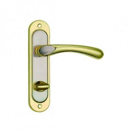 Ручка дверная FZB BK-6540