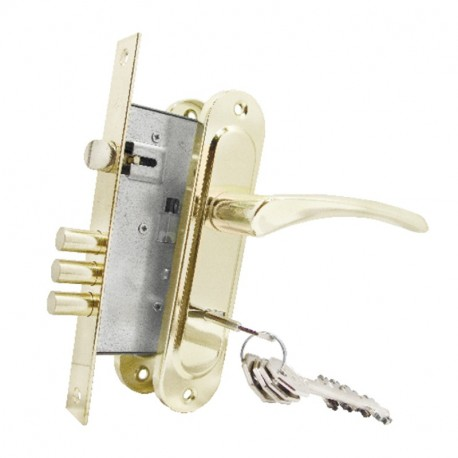 Ручка дверная FZB CY5555Y