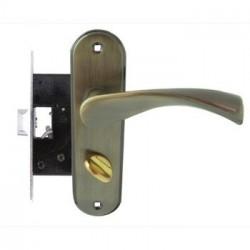 Ручка дверная FZB BK-71157